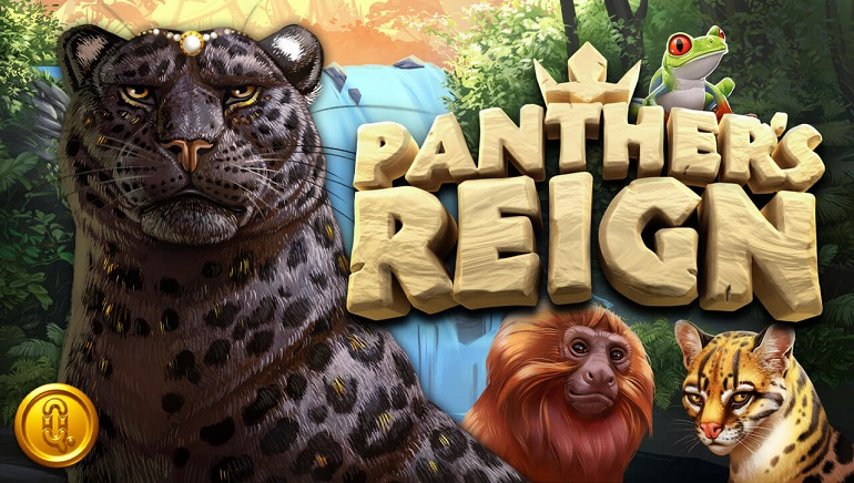 Explore the Jungles of South America With Quickspin's Panther's Reign Online Slot