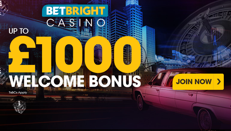 Spring into BetBright Bonus Funds