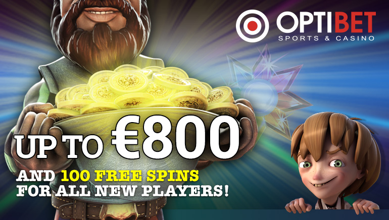 Optibet Casino Offers Promotions For Everyone