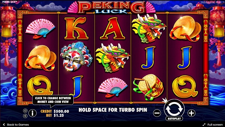 Pragmatic Play Unveils the World of Chinese Opera in New Peking Luck Slot