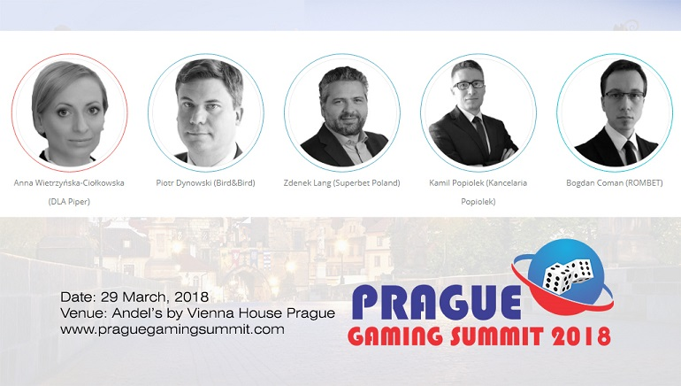 Poland to Receive Special Attention at This Week's Prague Gaming Summit 2018