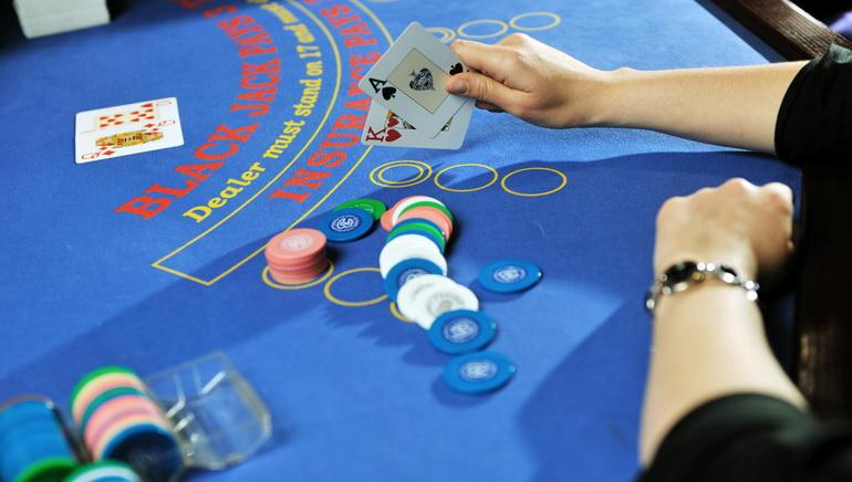 Blackjack Online Gambling Usa