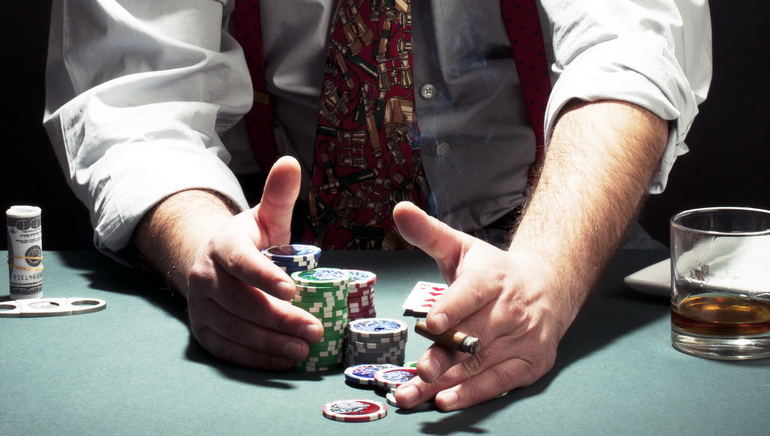 Gambling and Superstitions: Two Peas in a Pod