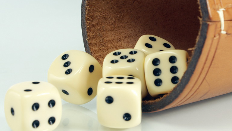 online casino welcome bonus dice and roll