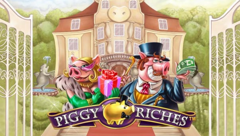 Piggy Riches Online Slot - NetEnt - Rizk Online Casino Sverige
