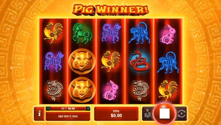 Celebrate Chinese New Year with Pig Winner Slot from RTG