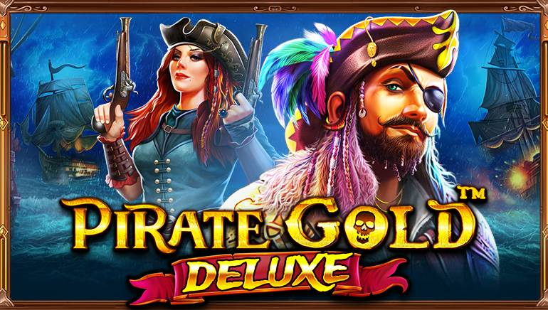 Take To The High Seas With New Pirate Gold Deluxe Slot From Pragmatic Play