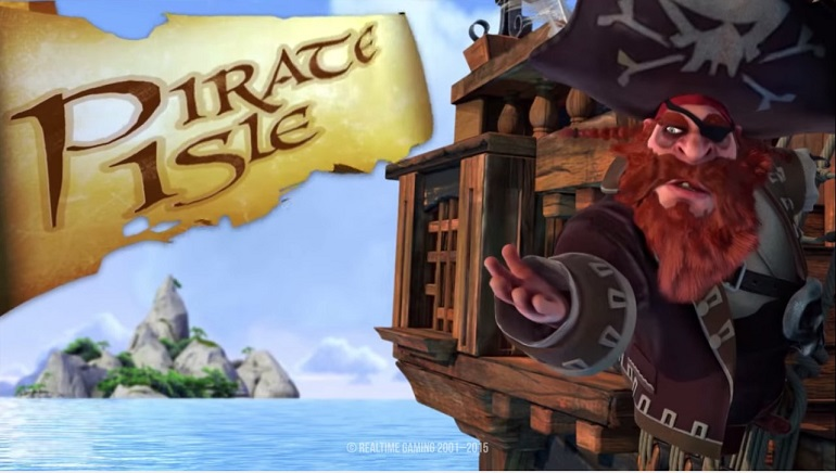 Pirate Isle™ Slot Machine Game to Play Free in Realtime Gamings Online Casinos