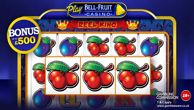 Slots And Roulette At Play Bell Fruit Casino