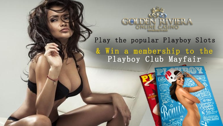 Golden Riviera Giving Away Playboy Club Memberships