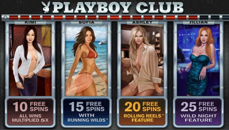 Playboy Slot Comes Through for Space Casino Player