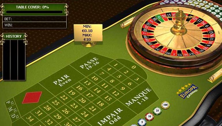 Comment jouer à la roulette française – Casino en ligne