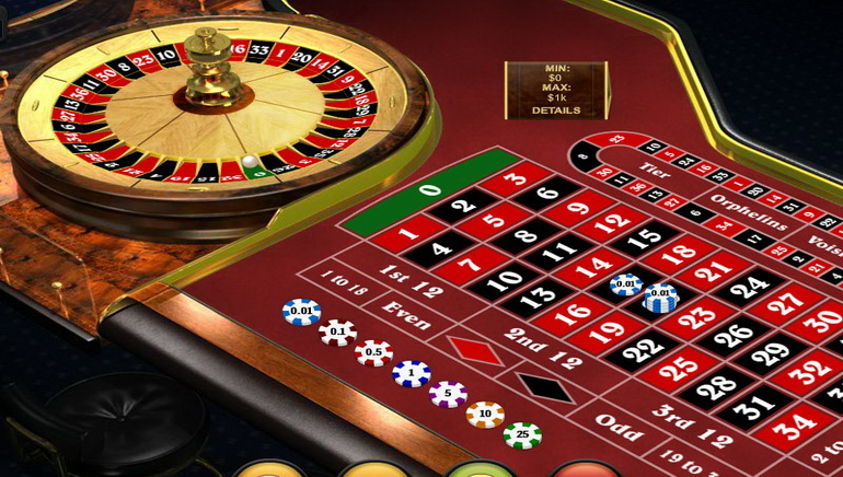 grand casino online european roulette casino
