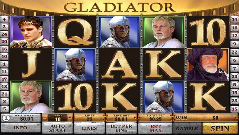 Gladiator Slot In Another Massive Payout