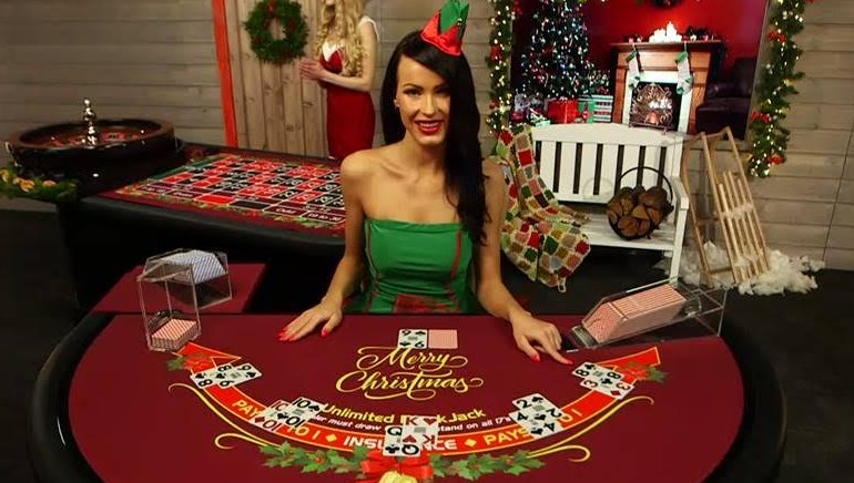Playtech Gets Into the Holiday Spirit With Christmas Live Casino Tables