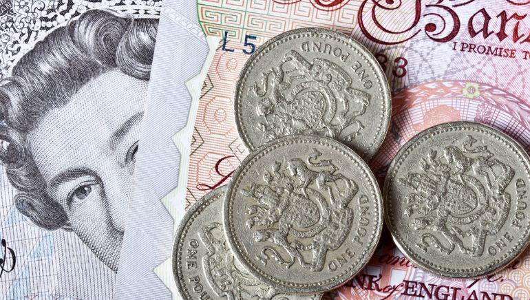 British Pound Online S