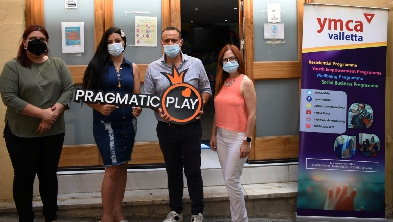 €40,000 Donated by Pragmatic Play to Charities in Romania, Malta and Gibraltar