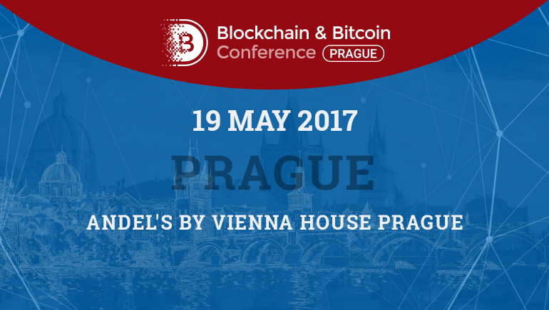 Blockchain and Bitcoin Conference to Take Place in Prague This May