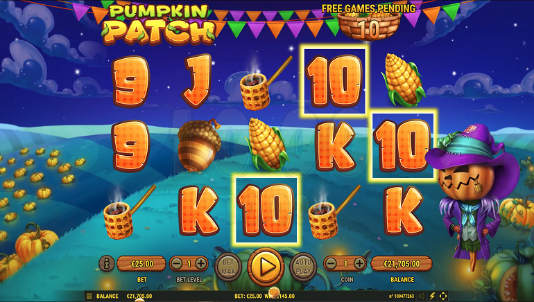 Habanero's Pumpkin Patch Releases in Time for Halloween