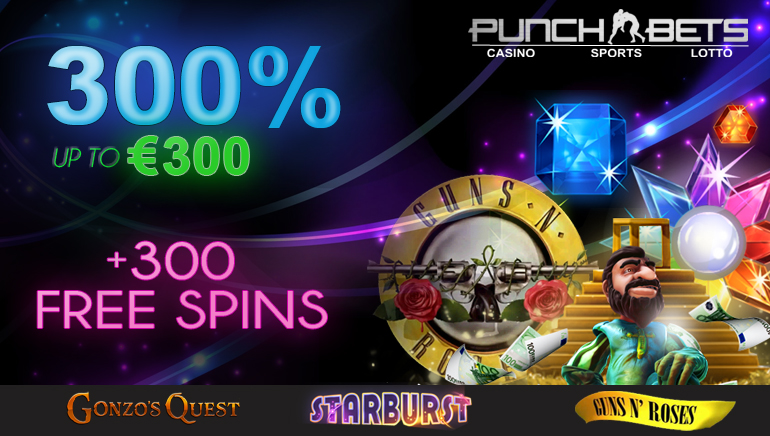 Start Big with PunchBets Casino's Triple-Threat Welcome Deal