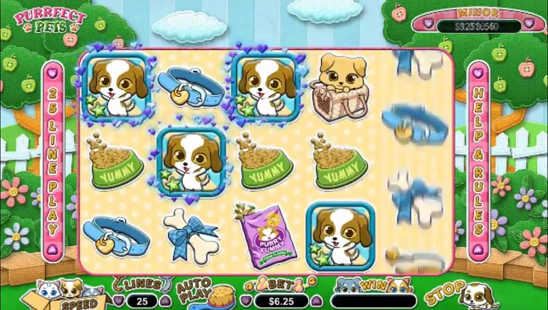 RTG's Purrfect Pets Slot Releases, Packing Whopping Jackpot