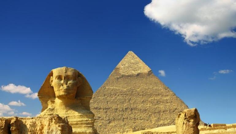 Realistic Games Presents Great Pyramid Slot