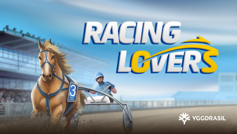 Hit the Horseracing Tracks with Yggdrasil Gaming's Racing Lovers Slot