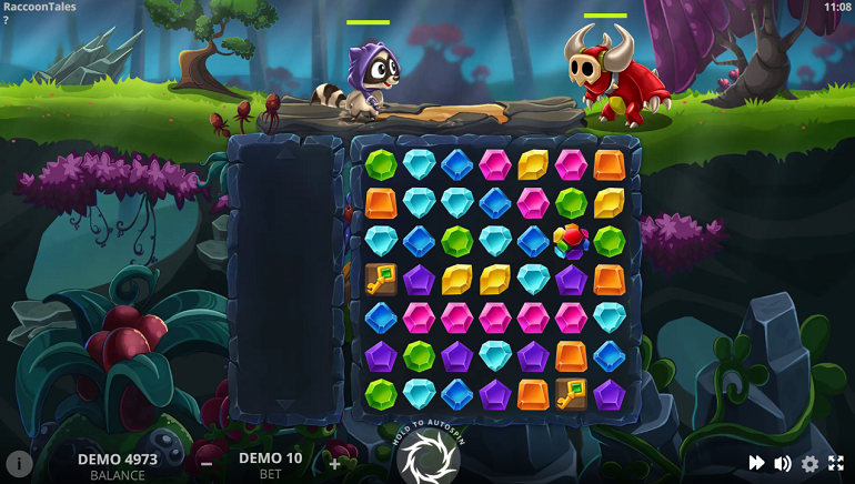 Evoplay Entertainment Takes Players On A Woodland Adventure With New Racoon Tales Slot