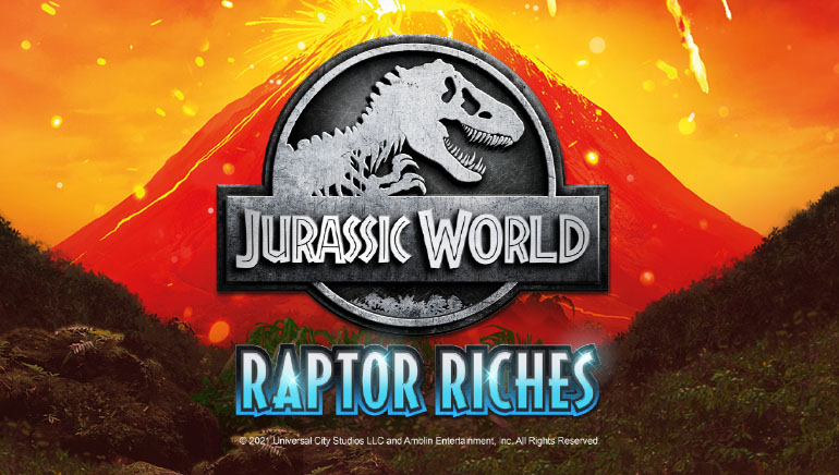 Play Microgaming's Raptor Riches This September Plus Many More