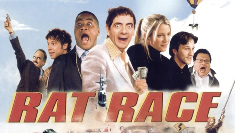 Rat Race: Casino Meets Comedy