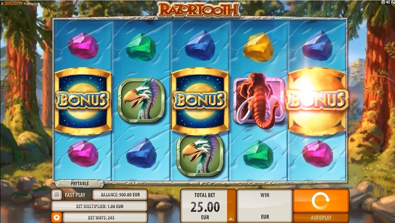 Casumo Adds Games From Quickspin