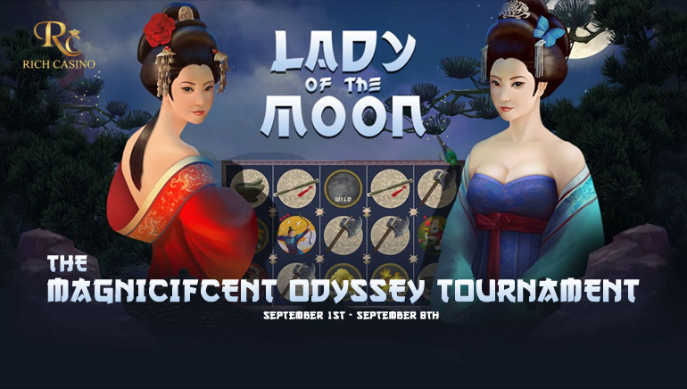 Take on the Prize-Filled Magnificent Odyssey Tournament at Rich Casino