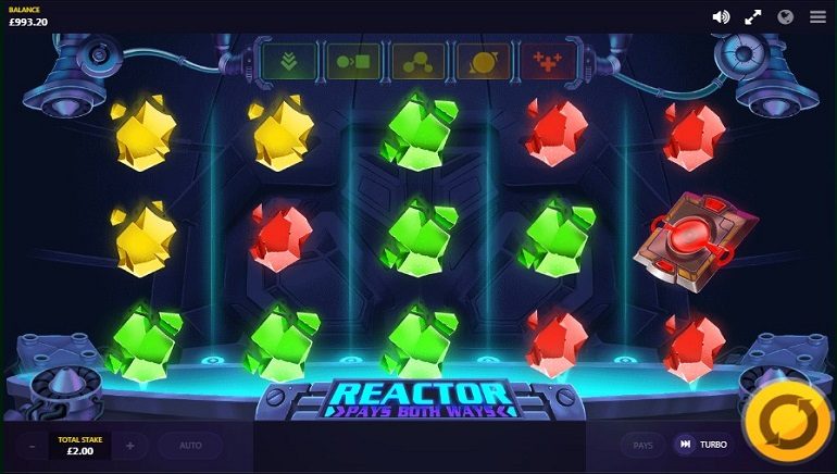 Slot Review: Reactor by Red Tiger Gaming