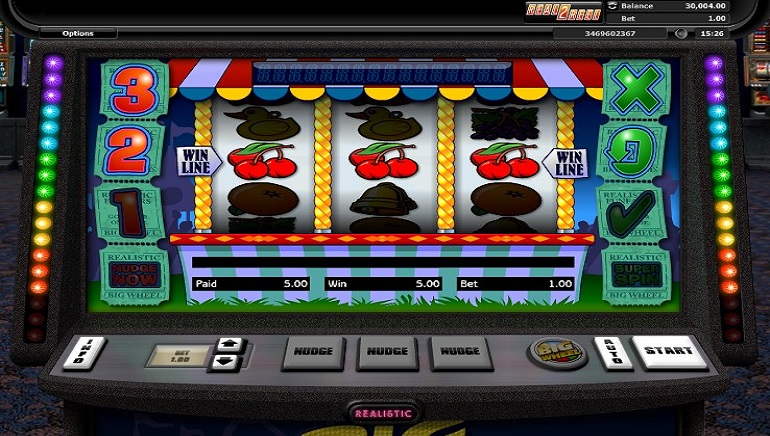 Slots From Realistic Games To Be Rolled Out Across 888 Casino