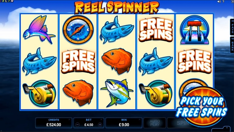 Two New Microgaming Slots At All Slots Casino