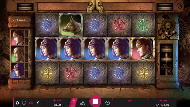 Relic Seekers by Microgaming Reveals the Mysterious Secrets of the Dragon's Vein