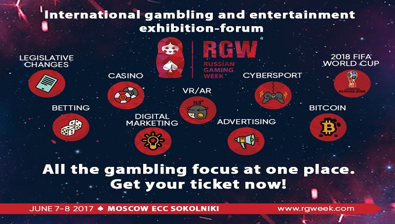 On to Moscow: Russian Gaming Week Begins Wednesday