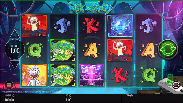 Rick And Morty Are Back In A New Slot