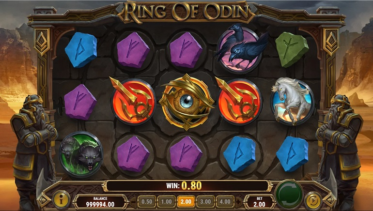 Ring of Odin by Play'n Go Isn't Just Another Norse Mythology-Themed Slot