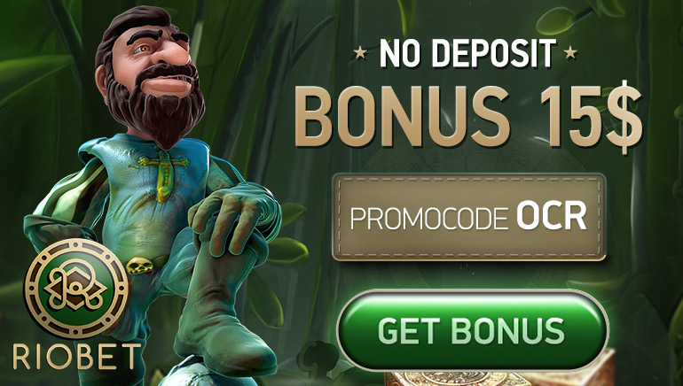 Claim an Exclusive $15 No Deposit Bonus at Riobet Casino