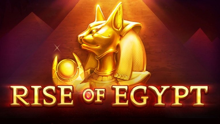 A Golden Adventure Unfolds with Playson Rise of Egypt Slot
