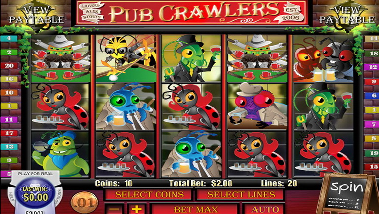 Billys Game - Play Online Fruit Slots at the Legal Online Casino OnlineCasino Deutschland