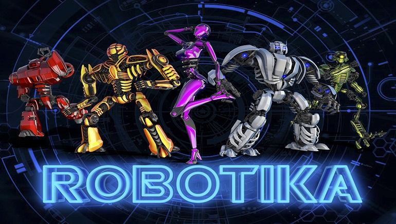 Robotika HD Hatches from World Match Game Lab
