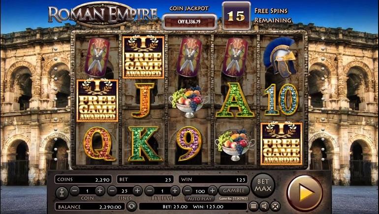 Habanero's Newest Slot: Roman Empire