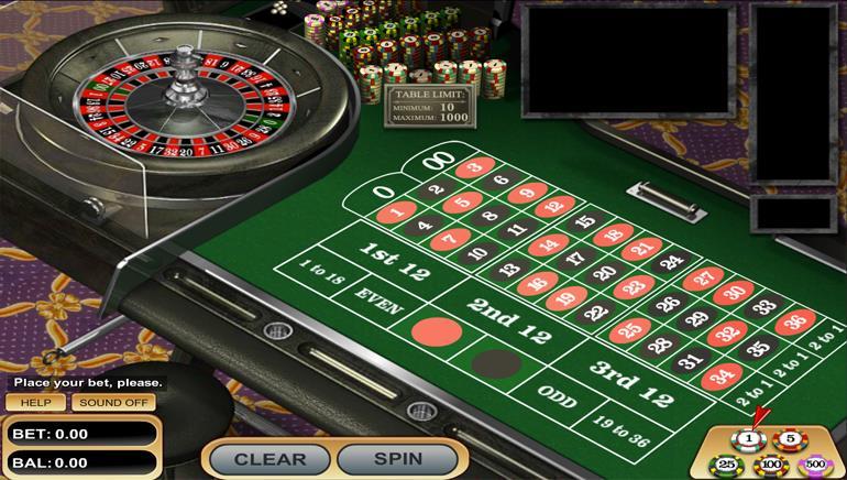 casino online roulette free cashback scene
