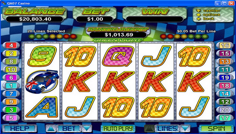 slot machines online online casino review