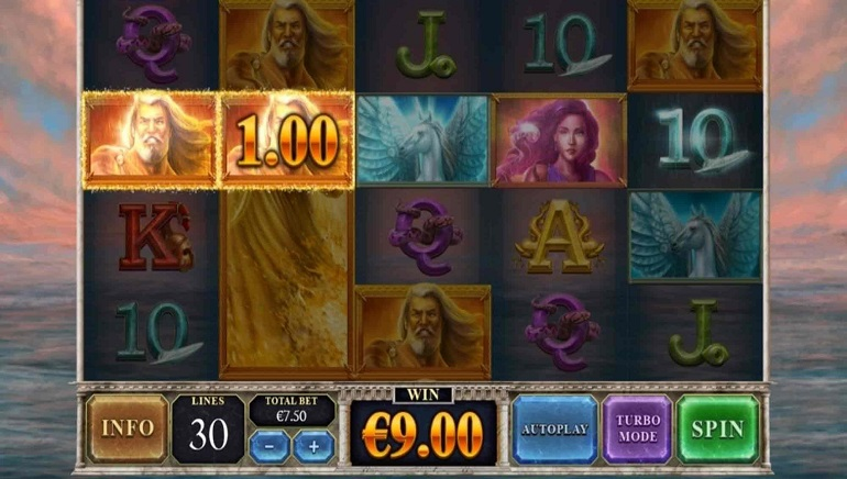 Slot Review: Age of the Gods: Ruler of the Seas by Playtech
