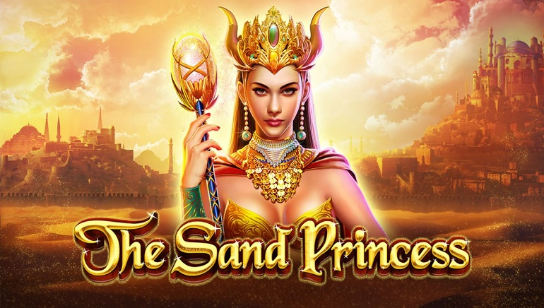 Slot Review: The Sand Princess by 2 By 2 Gaming