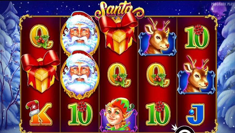 Pragmatic Play Brings the Ho Ho Ho with New Santa Slot