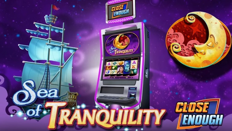 New Sea of Tranquility Slot From Williams Interactive